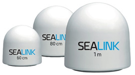 Sealink VSAT services