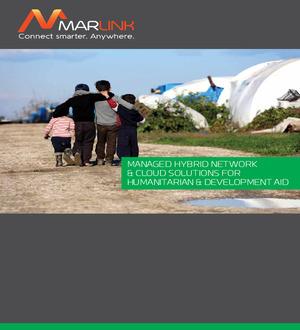 Humanitarian & Aid brochure