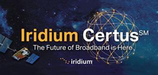 Iridium Certus launch!