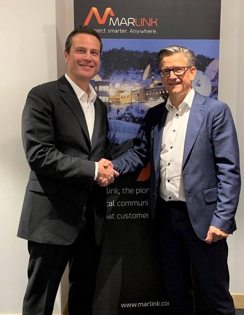 Marlink partner with Intelsat