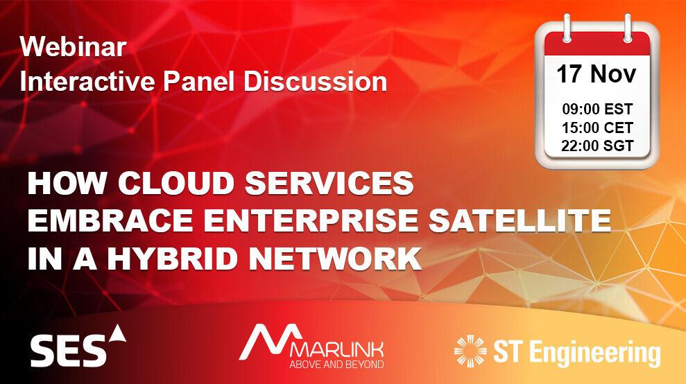 Cloud services Webinar